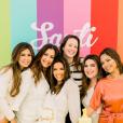 Eva Longoria a organisé une fête pour le 1er anniversaire de Santiago, chez elle à Los Angeles, le 22 juin 209. Instagram.