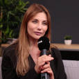 """Ariane Bordier en interview pour """"Purepeople.com"""". Juin 2019."""