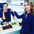 Sophie Brafman chez France Télévisions, le 29 mai 2019, sur Instagram