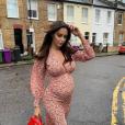Nabilla Benattia enceinte et stylée sur Instagram, le 10 juin 2019