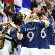 Joie Wendie Renard (France) et equipe lors de la Coupe du monde féminine de football, Groupe A, France vs Nigeria à Rennes, France, le 17 juin 2019. La France a gagné 1-0. © Gwendoline Le Goff/Panoramic/Bestimage