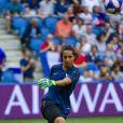 Sarah Bouhaddi lors de la 8ème de finale de la Coupe du Monde Féminine de football opposant la France au Brésil au stade Océane au Havre, France, le 23 juin 2019. la France a gagné 2-1a.p. © Pierre Perusseau/Bestimage