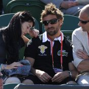 Nolwenn Leroy et Arnaud Clément : c'est pas la joie après la défaite... mais il reste l'amour !
