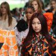 """Défilé """"Redemption"""", collection Haute Couture Automne/Hiver 2019-2020 lors de la Fashion Week de Paris (PFW), le 30 juin 2019."""