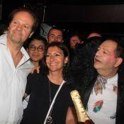 Anne Hidalgo et son mari Jean-Marc Germain célèbrent leur ami Jean-Luc Romero