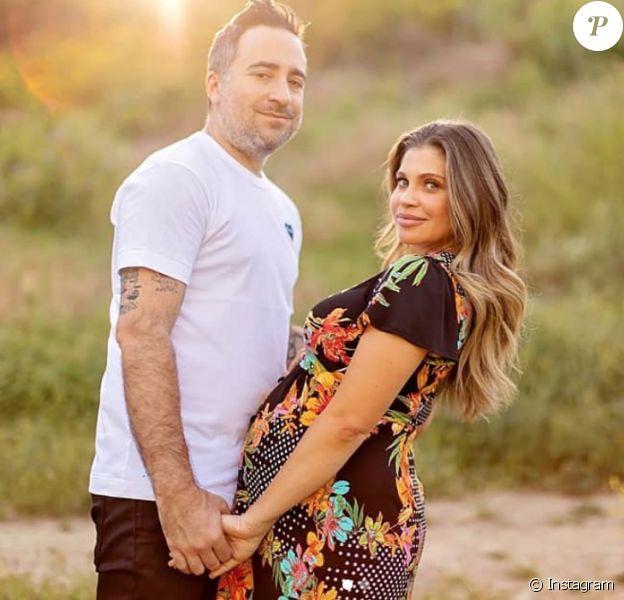 Danielle Fishel et son mari Jensen Karp en juin 2019.