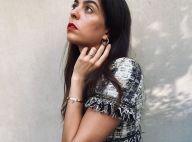 Anouchka Delon : De toute beauté pour la Fashion Week Haute Couture
