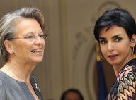 Rachida Dati : c'est fait, elle a passé le relais... la tête haute et avec le sourire ! C'est la quille !