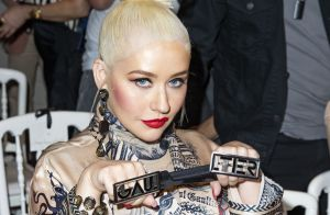 Jean Paul Gaultier : Christina Aguilera, Nana Mouskouri, les stars ravies