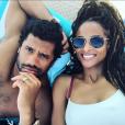 Ciara et Russell Wilson. Mai 2019.