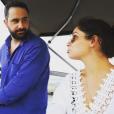 "Tara de ""Top Chef 2018"" et son mari Nagi, sur Instagram, le 6 juillet 2019"
