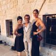 """Michel Sarran au mariage de Tara de """"Top Chef 2018"""", le 6 juillet 2019"""