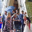 Exclusif - Mariage de Katharine McPhee et David Foster en l'église arménienne St Yeghiche à Londres, Royaume Uni, le 28 juin 2019.