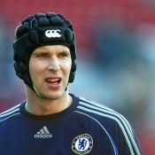 Petr Cech, le plus grand gardien du monde... vient d'être papa !