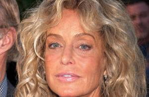 Farrah Fawcett poursuit en Allemagne  son combat contre le cancer