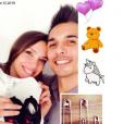 "Raphaële de ""Koh-Lanta"" enceinte de son deuxième enfant - Instagram, 13 mars 2019"