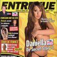 Daniella en couverture de Entrevue