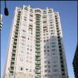 L'appartement de Farrah Fawcett à Brentwood, Los Angeles, dans lequel elle aurait passé ses derniers jours