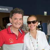 Carole Bouquet : Rare sortie avec Philippe Sereys de Rothschild