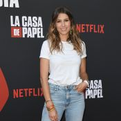 "Laury Thilleman : Fan de ""La Casa de papel"", comme Harry Roselmack et sa fille"