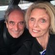 Sylvie Tellier sur Instagram.