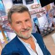 Christophe Beaugrand sur Instagram.