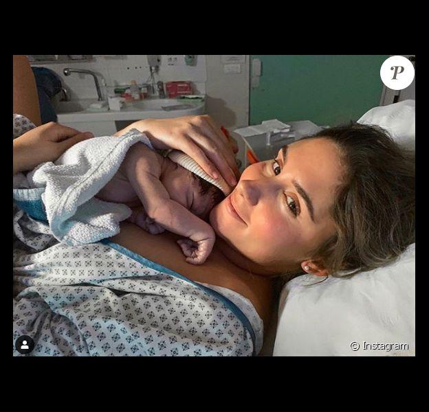 Jesta et Benoît parents d'un petit Juliann, le 16 juillet 2019
