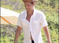 """Justin Chambers de """"Grey'Anatomy"""" toujours très amoureux de sa jolie femme... dommage pour nous !"""