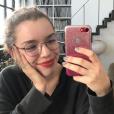 """Angelica, fille de Aure Atika et Philippe """"Zdar"""" sur Instagram."""