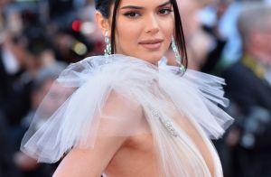 Kendall Jenner entièrement nue :