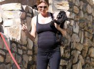 Ellen Pompeo est amoureuse, enceinte, jolie et talentueuse... Mais cela ne lui donne pas pour autant le sourire !