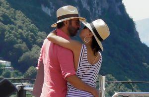 Eva Longoria : Maman sensuelle à la plage avec son fils Santiago