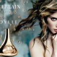 Nora Arnezeder pour Guerlain
