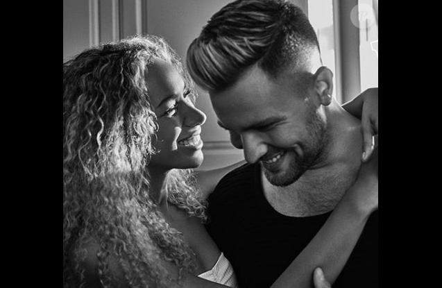 Leona Lewis et son compagnon sur Instagram.