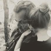 Nicolas Sarkozy et sa fille Giulia câlins : complicité immortalisée par Carla