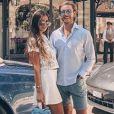 Martika et son petit ami à Monaco - Instagram, 25 juillet 2018