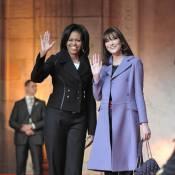 Carla Bruni et Michelle Obama : retour du combat d'élégance la semaine prochaine !