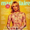 """Diane Kruger dans """"Marie-Claire"""", en kiosques le 1er août 2019."""