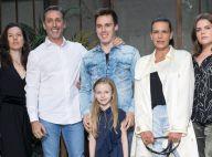 """Stéphanie de Monaco et Daniel Ducruet : une même """"famille"""" avec leurs enfants"""