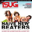 Les Naive New Beaters en couverture de Tsugi, juin 2009
