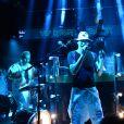 Exclusif - Le groupe de rock Brothers - Soirée Zc Global Service - Les stars se succèdent au VIP Room à Saint-Tropez au mois de juillet 2019. © Rachid Bellak/Bestimage