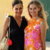 Inès de la Fressange célèbre les 20 ans de sa fille Violette
