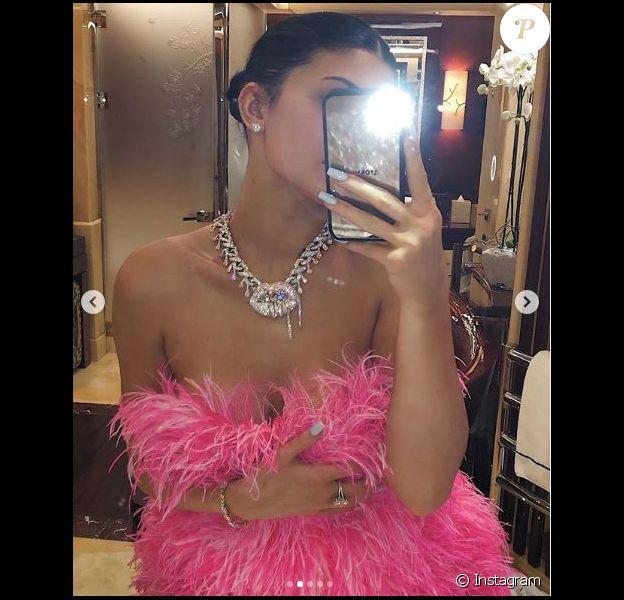 Kylie Jenner fête ses 22 ans le 10 août 2019.