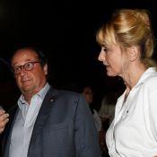 François Hollande et Julie Gayet se déhanchent au rythme de l'Indie Fest