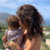 Laurie Cholewa, assortie à sa fille Rose : adorables photos de vacances