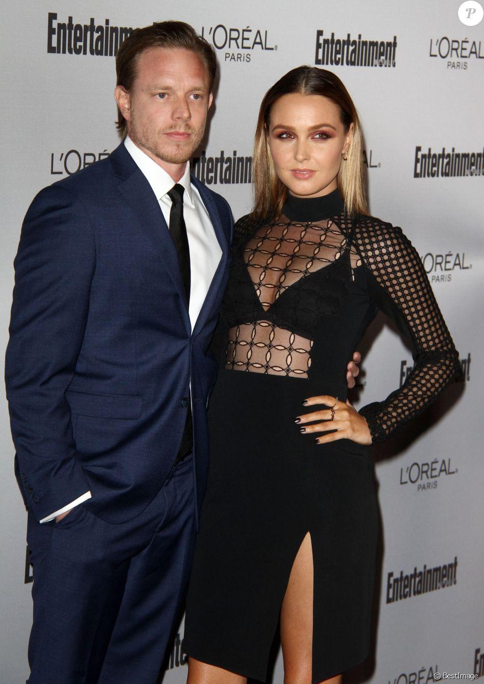 Camilla Luddington mariée  la star de Grey\u0027s Anatomy a