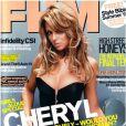 """Cheryl Cole, élue """"la femme la plus sexy de l'année"""" par le magazine FHM !"""