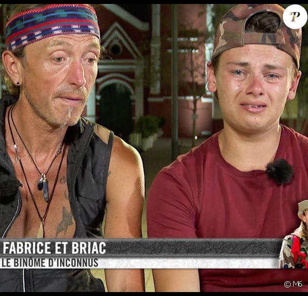 """Fabrice et Briac - """"Pékin Express 2019"""", le 29 août 2019 sur M6."""