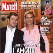 Laurence Ferrari : elle va vivre un grand jour à la mairie... sous le signe de l'amour !