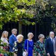 Les obsèques de la princesse Christina des Pays-Bas ont été célébrées en toute intimité et en couleurs, conformément à ses dernières volontés, le 22 août 2019 au palais Noordeinde à La Haye, six jours après sa mort survenue à l'âge de 72 ans.